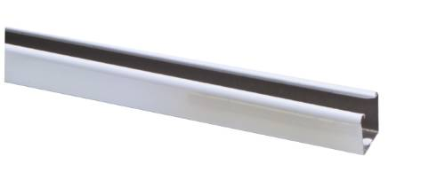 ALUMINUM REPLACEMENT TRACK FOR METAL BI-FOLD DOORS