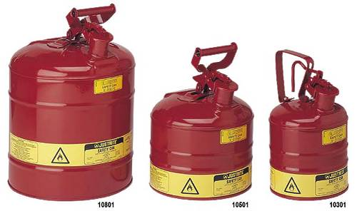 TYPE 1 RED SAFETY CAN 5 GALLON