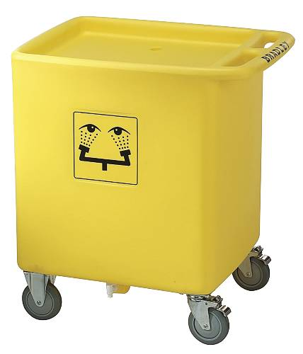 BRADLEY TRANSPORT/WASTE CART