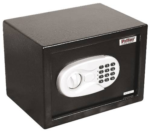 PATTON ELECTRONIC SAFE 9 7/8 IN X 13 3/4 IN X 9 7/8 IN