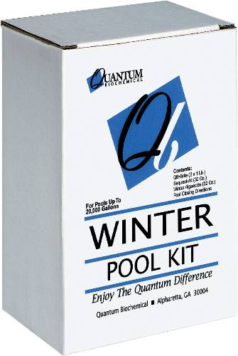 POOL WINTERIZER KIT