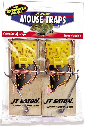 MOUSE TRAPS 2 PACK