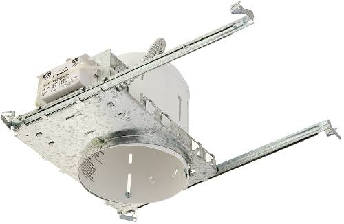 "RECESSED HOUSING 6"" COMPACT FLUORESCENT VERTICAL SOCKET"