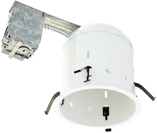 "RECESSED HOUSING 6"" COMPACT FLUORESCENT REMODEL VERTICAL SOCKET"