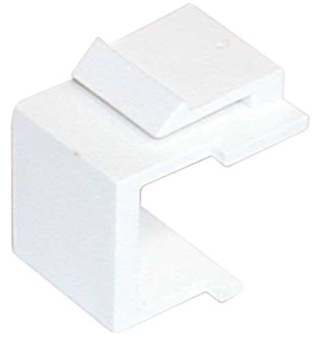 LOW VOLTAGE LIGHTING BLANK INSERT NEC COMPLAINT WHITE