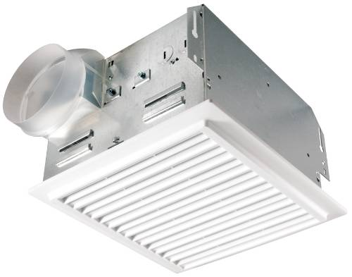 CEILING EXHAUST FAN 90 CFM 3 SONES