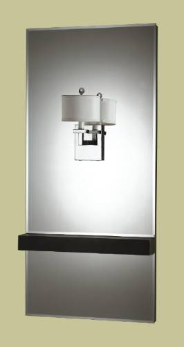 #(1) 1 LIGHT WALL SCONCE