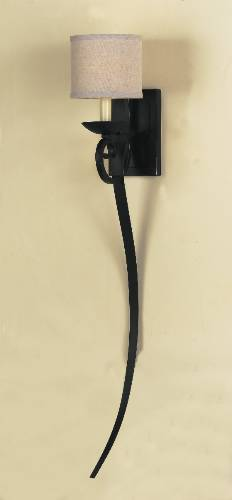 #(1) 1 LIGHT WALL SCONCE 7133-1W