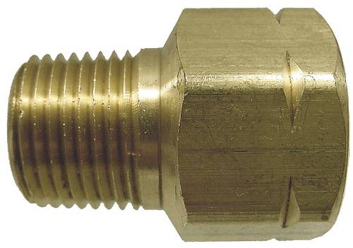 GAS POL X MALE PIPE THREAD ADAPTER 1/2 IN. 15 MNPT
