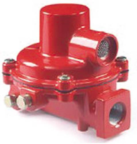 "GAS REGULATOR FIRST STAGE 1,100,000 BTU 1/4"" FNPT"