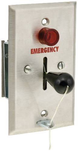 EMERGENCY STATION-PULL CORD