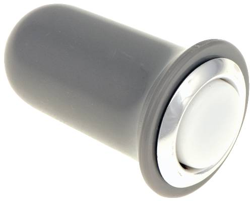 MOMENTARY PUSHBUTTON ASSY - GRAY