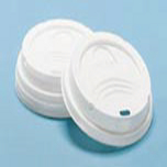 DOME LID FOR 8 OZ HOT CUP 1000