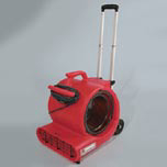 SANITAIRE 3-SPD AIR MOVER W/ DOLLY