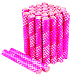 VEND PINK PLASTIC APPLICATOR TAMPONS 300/CS