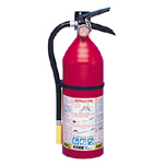 PROLINE DRY CHEM FIRE EXTINGUISHER CHRG WGHT 4/5 LB