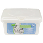 NNC BABY WIPES UNSCENTED TUB 12/80'S