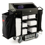 HIGH CAPACITY SERVICE CART BLA