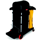 HC JANITOR CART LOCK CABINET DOORS JCAHO-COMPLNT