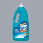 MOP & GLO TRIPLE ACTION FLR SHN CLNR BTL 6/64 OZ