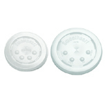 LID PLS BUBBLE FITS S16J/R24J TRANSLU 2000/CS