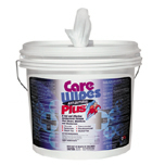 CARE WIPES ANTIBAC PLUS BUCKET 600 WIPES 2