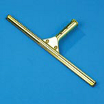 GOLDEN CLIP WINDOW SQUEEGEE 12 IN W/ HNDL 10