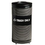 DECAL - TRASH ONLY