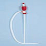 SIPHON DRUM PUMP FOR 15/30/55 GL POLYETH RED