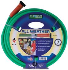 *GARDEN HOSE 4-PLY 5/8X100FT